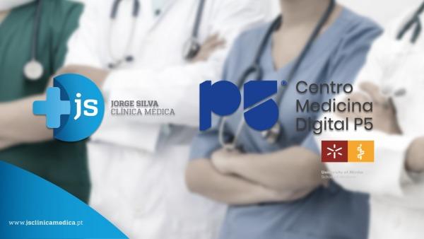 Protocolo JS Clínica Médica  com Centro P5 da Universidade do Minho