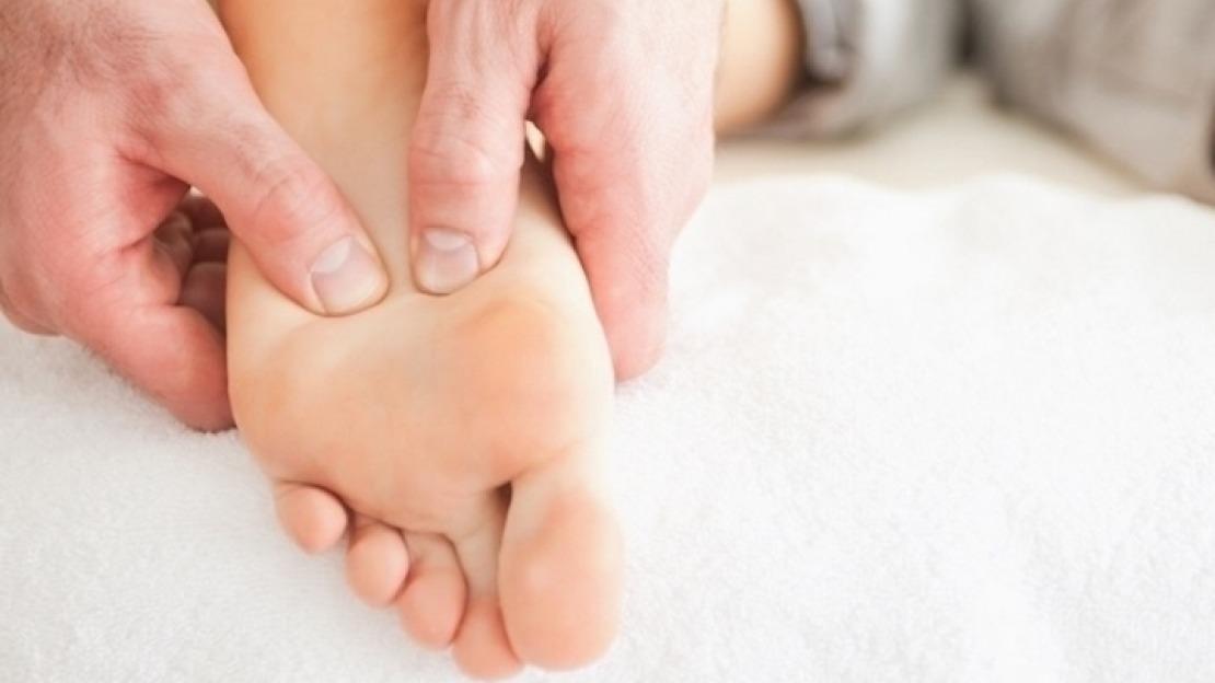 Tratamento especializado para os seus pés!